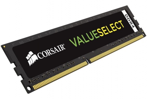 Memoria RAM Corsair Value Select DDR4, 2133MHz, 8GB, Non-ECC, CL15