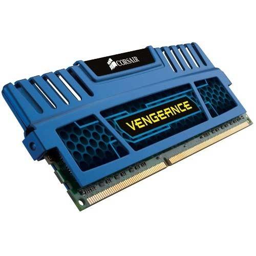 Memoria RAM Corsair Vengeance DDR3, 1600MHz, 8GB, CL10