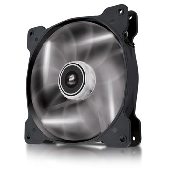 Ventilador Corsair AF140, LED Blanco, 140mm, 1200RPM