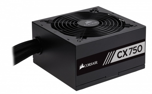 Fuente de Poder CX750 80 PLUS Bronze, ATX, 120mm, 750W