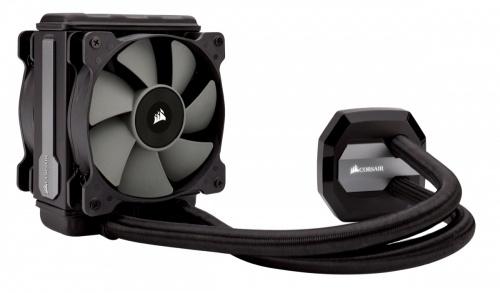 Corsair Hydro Series H80i v2 Enfriamiento Líquido para CPU, 2x 120mm, 2435 RPM