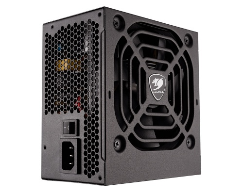 Fuente de Poder Cougar LX600 80 PLUS Bronze, 20+4 pin ATX, 140mm, 600W, Negro