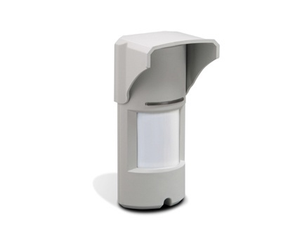 Crow Sensor de Movimiento PIR de Montaje en Pared EDS2000AM, Alámbrico, Anti-Pet, hasta 15 Metros, Blanco