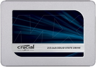 SSD Crucial MX500, 1TB, SATA III, 2.5