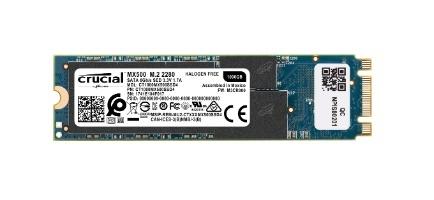 SSD Crucial MX500, 1TB, SATA III, M.2