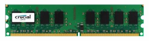 Memoria RAM Crucial CT25664AA800 DDR2, 800MHz, 2GB, ECC, CL6