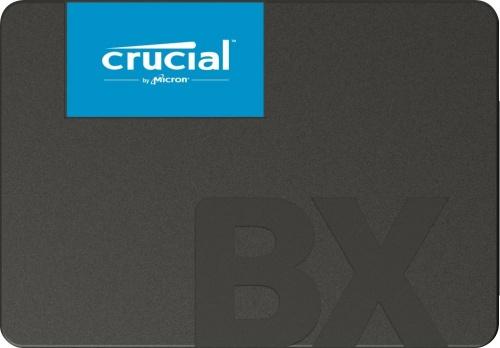 SSD Crucial BX500, 480GB, SATA III, 2.5'', 7mm