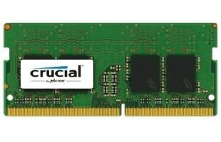 Memoria RAM Crucial CT4G4SFS824A DDR4. 2400MHz, 4GB, Non-ECC, CL17, SO-DIMM