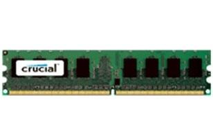Memoria RAM Crucial DDR3, 1600MHz, 4GB, Non-ECC, CL11, 1.35V