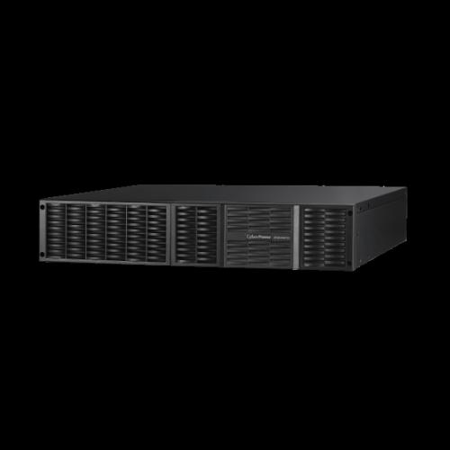 CyberPower Banco de 8 Baterias para No Break, 12V, Negro