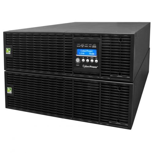 No Break CyberPower Smart App Online, 9000W, 10.000VA, Entrada 200-240V, Salida 200-240V ― Requiere instalación por parte de la marca.