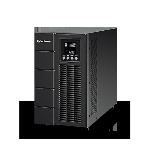No Break CyberPower OLS2000, 1600W, 2200VA, Entrada 120-280V, Salida 208-240V, 4 Contactos