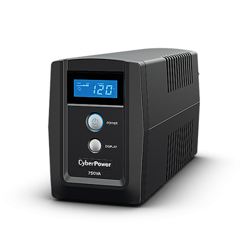 No Break CyberPower CyberEnergy OM750ATLCD, 750VA, Entrada 82-148V, 6 Contactos