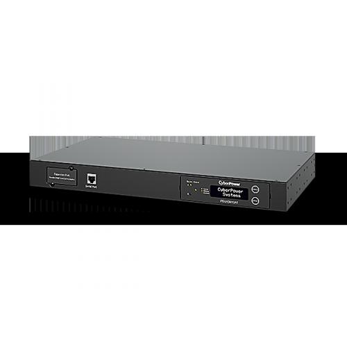 CyberPower PDU para Rack 1U, 15A, 100 - 120V, 10 Contactos