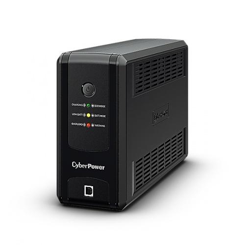No Break Cyberpower UT1000GU, 500W, 1000VA, Entrada 86 - 148V, Salida 110 - 130V, 8 Contactos