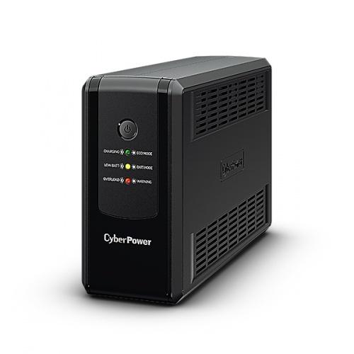 No Break CyberPower UT750G Linea Interactiva, 375W, 750VA, Entrada 86-148V, Salida 120V, 8 Contactos
