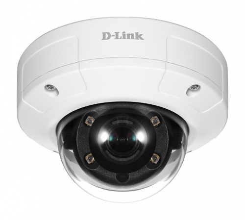 D-Link Cámara IP Smart Domo IR para Exterior DCS-4605EV, Alámbrico, 2592 x 1440 Pixeles, Día/Noche