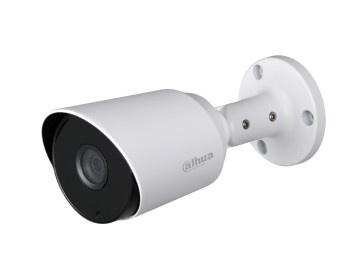 Dahua Cámara CCTV Bullet IR para Interiores/Exteriores DH-HAC-HFW1400T, Alámbrico, 2688 x 1520 Pixeles, Día/Noche
