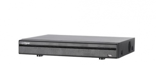 Dahua DVR de 8 Canales Lechange DH-XVR5108HE-X para 1 Disco Duro, máx. 10TB, 2x USB 2.0, 1x RJ-45