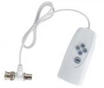 Dahua Control para Cámaras HDCVI, Alámbrico, Blanco