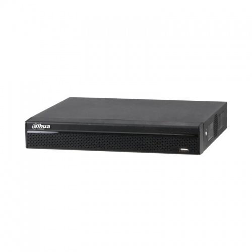 Dahua DVR de 16 Canales XVR4116HS, max. 6TB, 2x USB 2.0, 1x HDMI, Negro