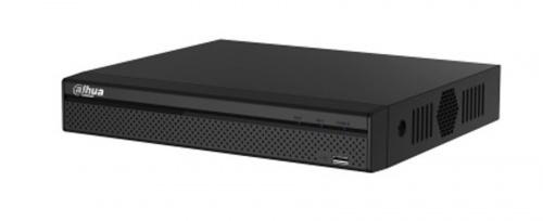 Dahua DVR de 16 Canales Lechange XVR5216AX para 2 Discos Duros, máx. 10TB, 1x USB 2.0, 1x RJ-45
