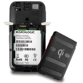 Datalogic Batería 94ACC0191, Negro, para Memor 10