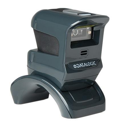Datalogic Gryphon GPS4400 Lector de Mostrador 2D - incluye Base, sin Cables
