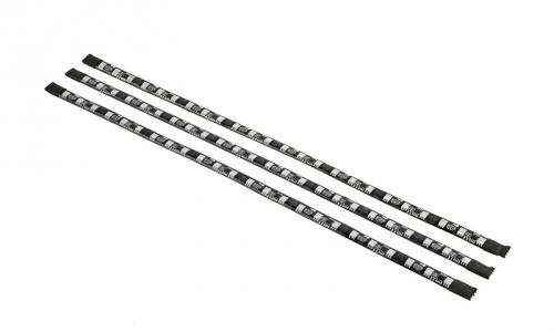DeepCool Kit de Iluminación LED con Control RGB380, 40 x 1cm, 3 Piezas