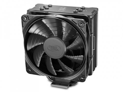 Disipador CPU Deep Cool GAMMAXX GTE V2 Black, 120mm, 500-1650RPM, Negro