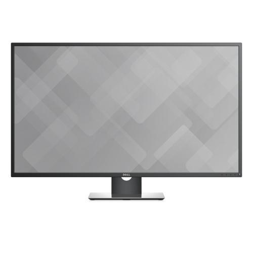 Monitor Dell P4317Q LED 42.5'', 4K Ultra HD, Widescreen, HDMI, Bocinas Integradas (2 x 16W), Plata