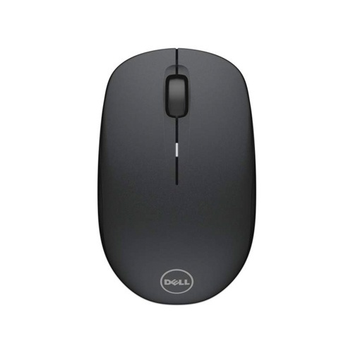 Mouse Dell Óptico WM126, Inalámbrico, USB, 1000DPI, Negro