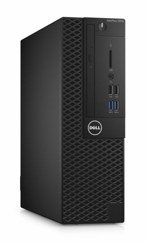 Computadora Kit Dell OptiPlex 3050, Intel Core i5-7500 3.40GHz, 8GB, 256GB SSD, Windows 10 Pro 64-bit + Teclado/Mouse