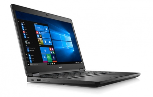 "Laptop Dell Latitude 5480 14"", Intel Core i5-7440HQ 2.80GHz, 8GB, 1TB, Windows 10 Pro 64-bit, Negro"