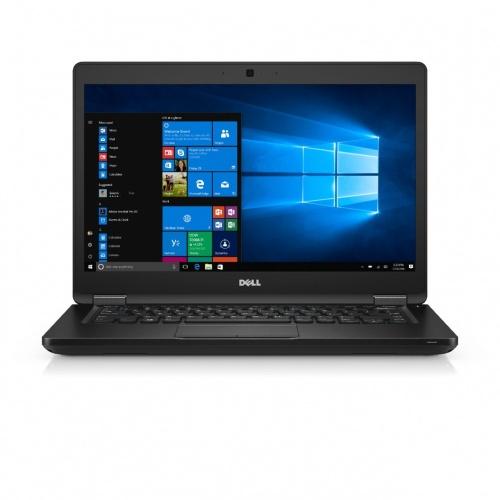 Laptop Dell Latitude 5480 14'', Intel Core i5-7200U 2.50GHz, 8GB, 1TB, Windows 10 Pro 64-bit, Negro