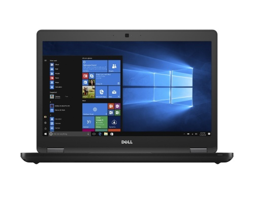 Laptop Dell Latitude 5480 14'', Intel Core i5-6200U 2.30GHz, 8GB, 500GB, Windows 7/10 Pro 64-bit, Negro