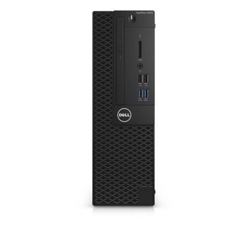 Computadora Dell OptiPlex 3050 SFF, Intel Core i5-7500 3.40GHz, 4GB, 1TB, Windows 10 Pro 64-bit