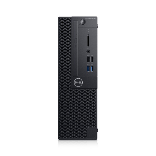 Computadora Dell OptiPlex 3060, Intel Core i3-8100 3.60GHz, 4GB, 1TB, Windows 10 Pro 64-bit