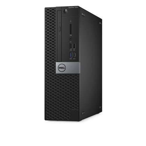 Computadora Dell OptiPlex 7050, Intel Core i5-7500 3.40GHz, 8GB, 1TB, Windows 10 Pro 64-bit