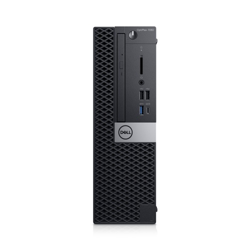 Computadora Dell OptiPlex 7060 SFF, Intel Core i7-8700 3.20GHz, 8GB, 1TB, Windows 10 Pro 64-bit, Negro