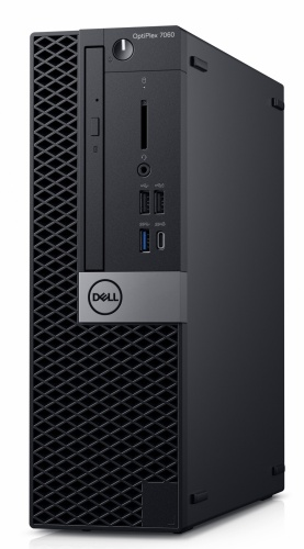 Computadora Dell OptiPlex 7060, Intel Core i7-8700 3.20GHz, 8GB, 1TB, Windows 10 Pro 64-bit - no incluye Unidad Óptica