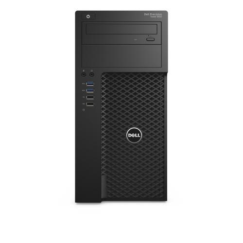 Dell Precision T3620, Intel Core i7-6700 3.40GHz, 8GB, 1TB, NVIDIA Quadro K420, Windows 10 Pro 64-bit