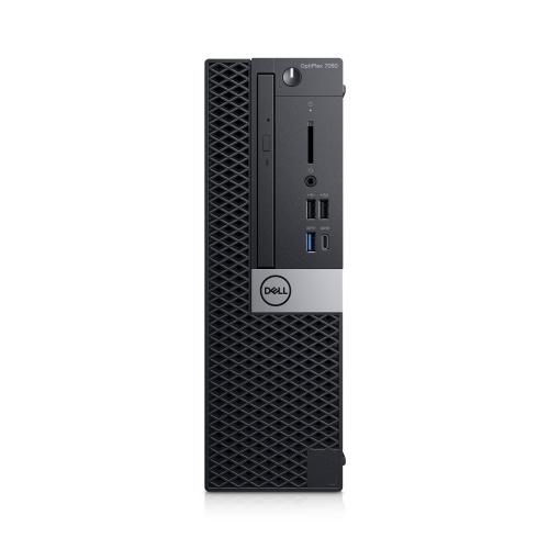 Computadora Dell Optiplex 7060 SFF, Intel Core i7-8700 3.20GHz, 8GB, 256GB SSD, Windows 10 Pro 64-bit ― Teclado en Inglés