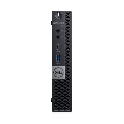 Computadora Dell OptiPlex 7070, Intel Core i5-9500T 2.20GHz, 8GB, 1TB, Windows 10 Pro 64-bit ― ¡Compra y recibe $200 pesos de saldo para tu siguiente pedido!
