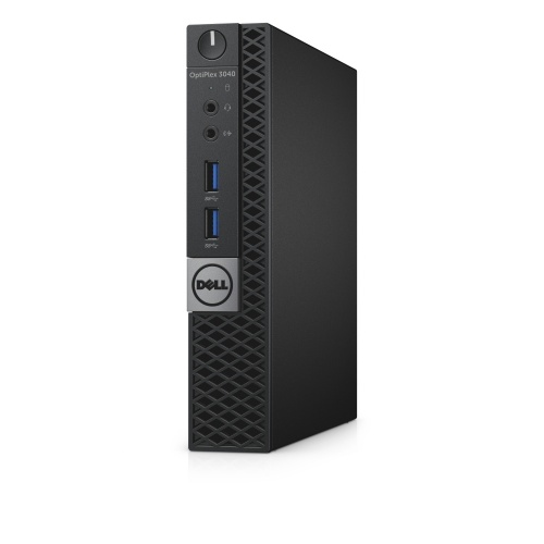 Mini PC Dell OptiPlex 3040M, Intel Core i5-6500T 2.50GHz, 4GB, 500GB, Windows 10 Pro 64-bit + Teclado/Mouse