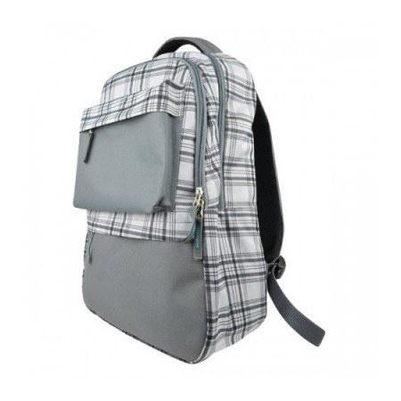 """Easy Line Mochila EL-994107 para Laptop 14"""", Gris"""