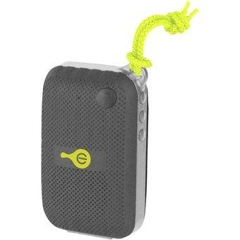 Easy Line Bocina Portátil EL-994565, Bluetooth, Alámbrico/Inalámbrico, Gris