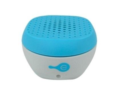 Easy Line Bocina Portátil EL-994572-0001, Bluetooth, Inalámbrico, Azul/Gris
