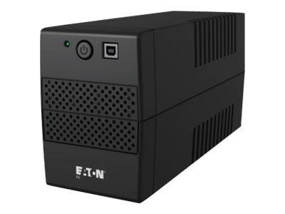 No Break Eaton 5E UPS, 600W, 1200VA, Entrada 84-145V, Salida 120V, 6 Contactos