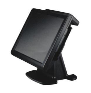 EC Line EC-1553 Sistema POS Touch 15'', Intel Atom D525 1.80GHz, 2GB